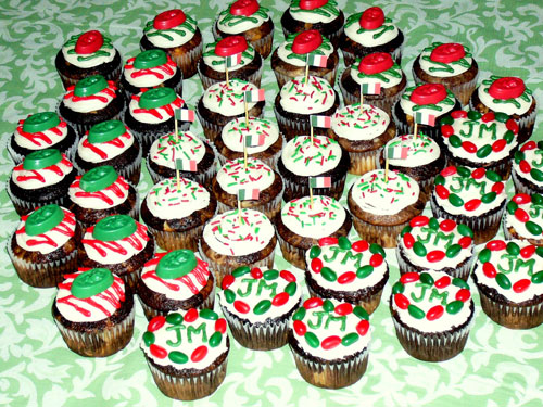 Italy-cupcakes